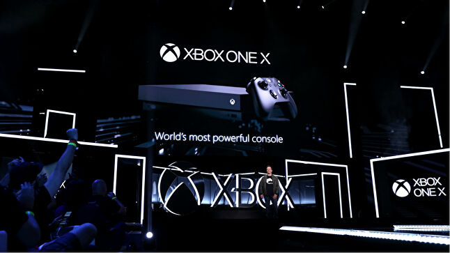 Despite the focus on Xbox One X, the S model will still be the entry point for the majority of consumers