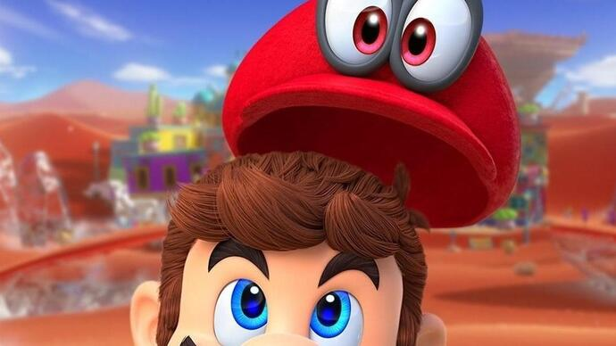 E3 2017: alla scoperta di Super Mario Odyssey in due lunghi video gameplay