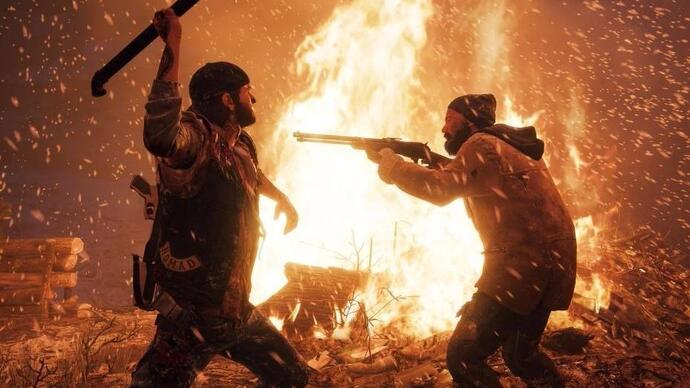 Alternatieve Days Gone E3 2017 gameplay demo uitgebracht