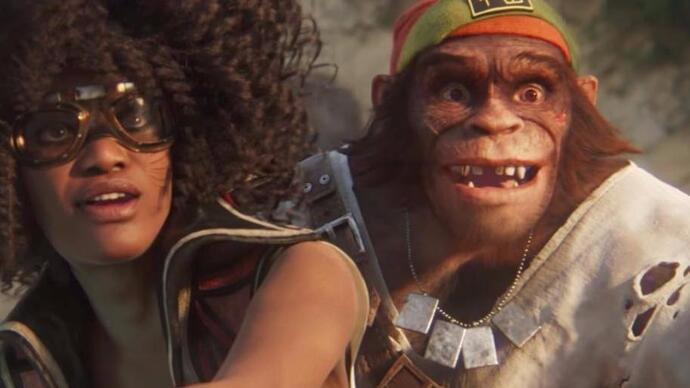 Michel Ancel doesn't think BG&E 2 is a Switch exclusive, and he wouldknow