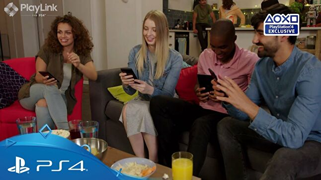 PlayLink is Sony's effort to increase PS4's appeal to a more mainstream audience