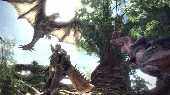 24 minutes of Monster Hunter World gameplay show why it could be the best entry yet