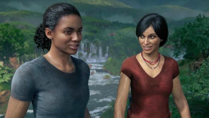 Vê mais gameplay de Uncharted: The LostLegacy