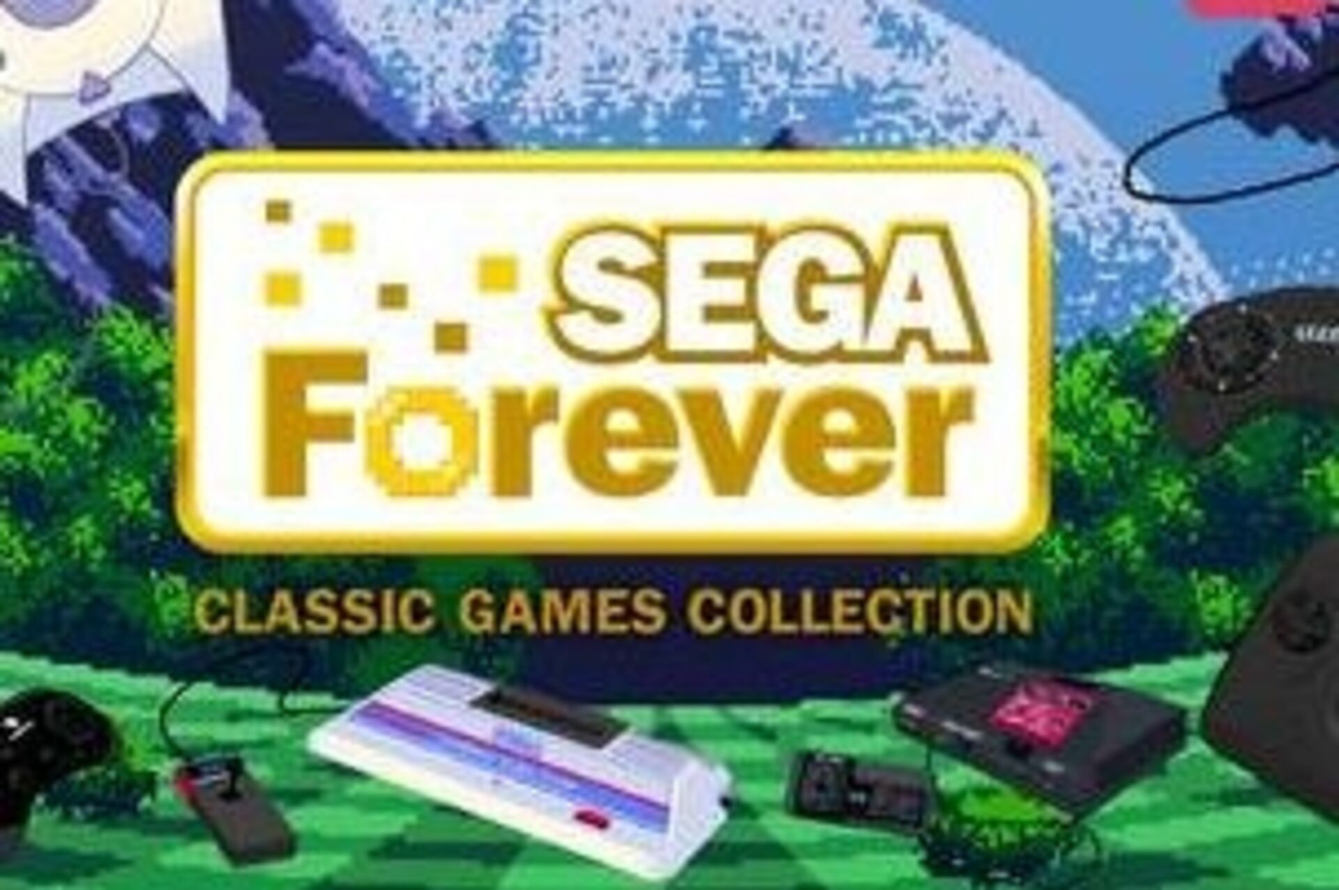 Sega releases classic games on mobile, for free, but at what