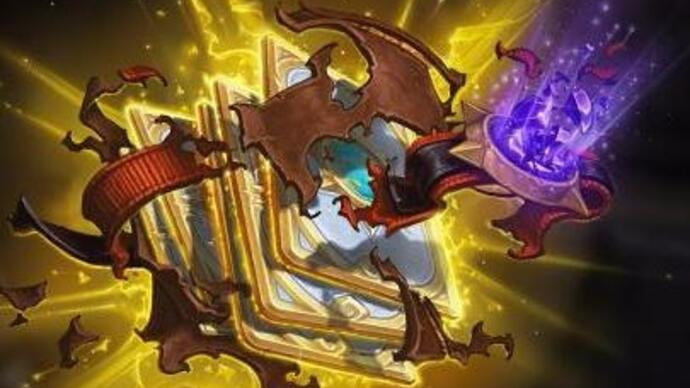 Hearthstone's next expansion will make acquiring new cards a loteasier