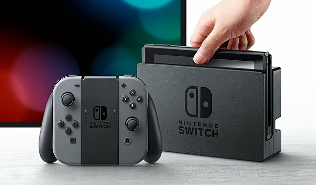 The tablet-esque nature of the Switch means Nintendo has found itself competing with smartphone manufacturers for components