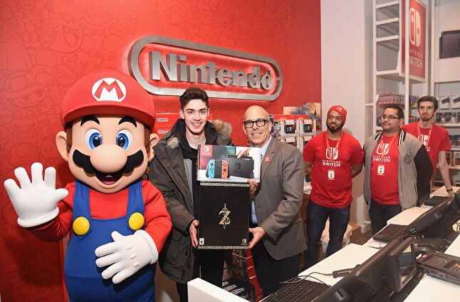 No-one was sure whether Switch would be a successful, but it turned out to be the fastest-selling Nintendo console of all time at launch