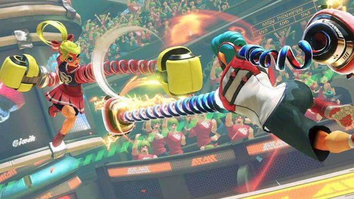 Arms' first patch adds LAN support and Spectator Mode