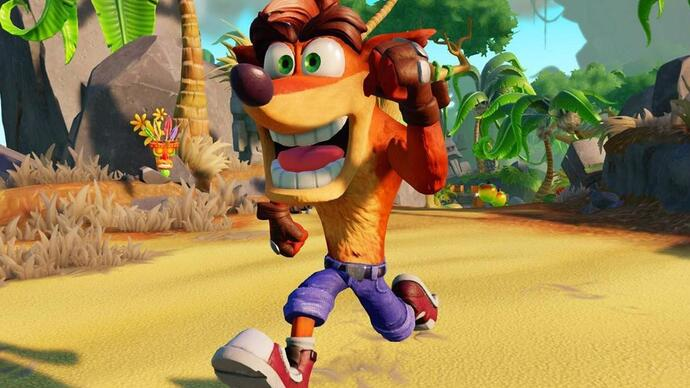 Crash Bandicoot on PS4: retro gameplay meets state-of-the-artvisuals