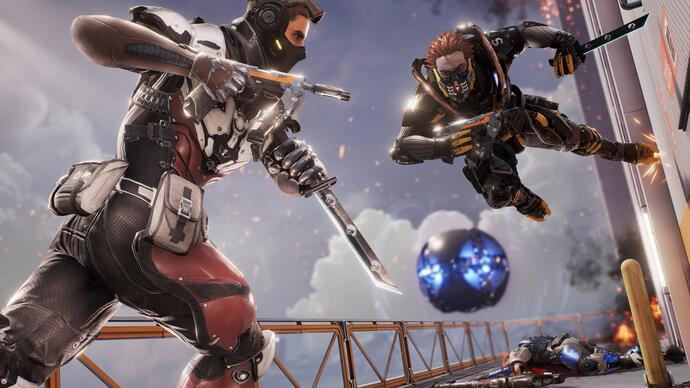 Cliff Bleszinski reveals LawBreakers PC and PS4 release date