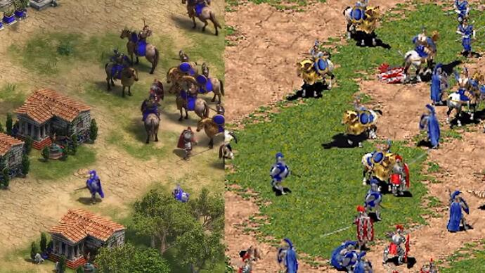 Microsoft is remastering Age of Empires for PC