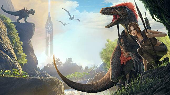 Ark Survival Evolved officially launches August 8 for PS4, Xbox One, PC, Mac, and Linux