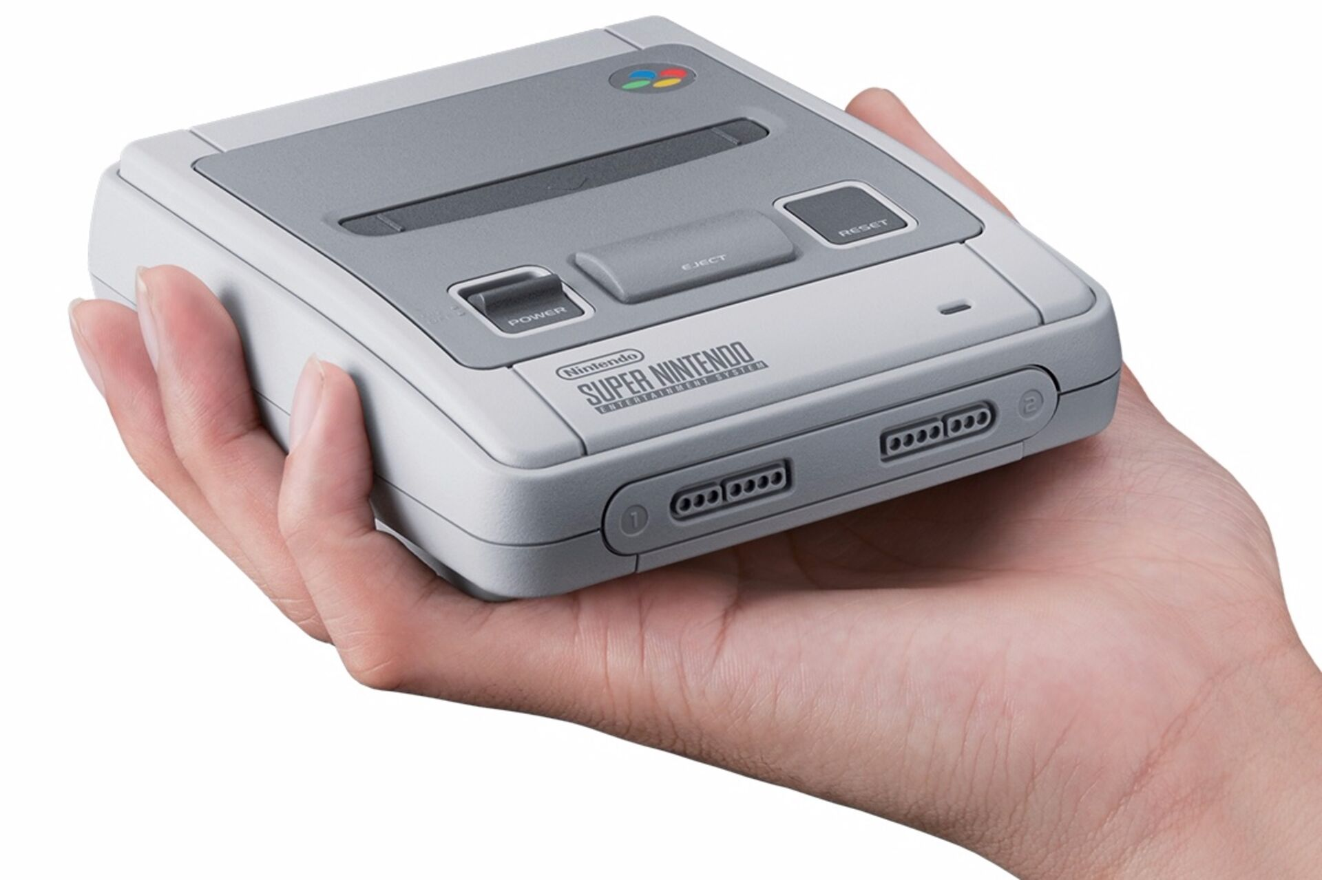 Why the SNES mini emulates more than just the console • Eurogamer net