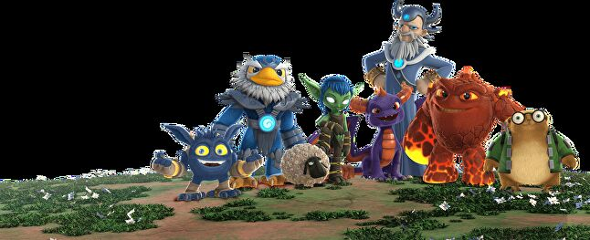 Skylanders lives on this year as a TV show and mobile game