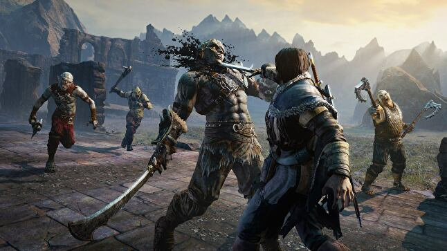 Middle-Earth: Shadow of Mordor, which Abnett wrote for, is an example of how developers are exploring new ways to tell stories around the player's actions
