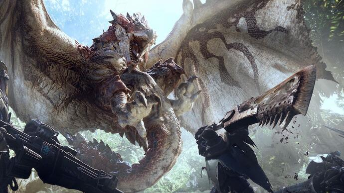Monster Hunter World si mostra in un nuovo video digameplay