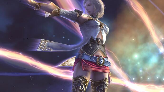 Final Fantasy 12's PS4 remaster is a great upgrade for 1080pgaming