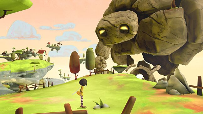 Lola and the Giant for Google's Daydream is the studio's latest VR release