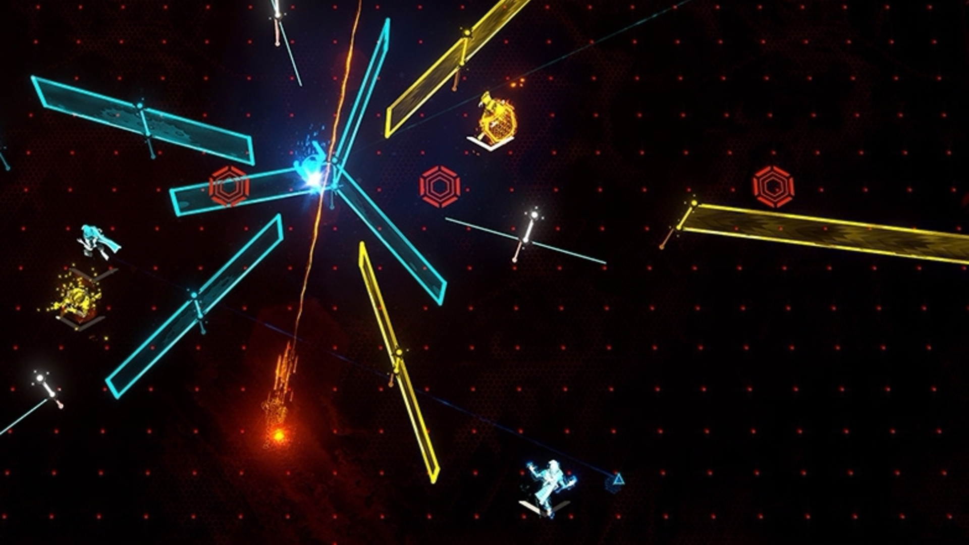Laser League could join Towerfall and Nidhogg as the next multiplayer great