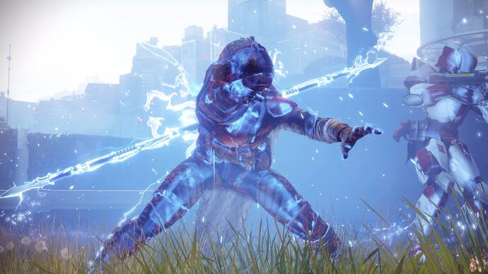 Destiny 2, la mappa Endless Vale si mostra in un video digameplay