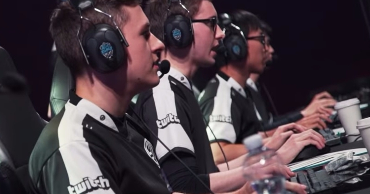 You can study the business of esports at university now