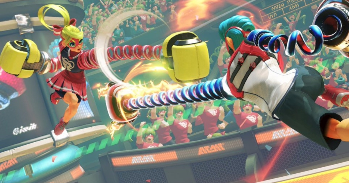 Arms' new mode lets you play as an even tougher enemy than Max Brass