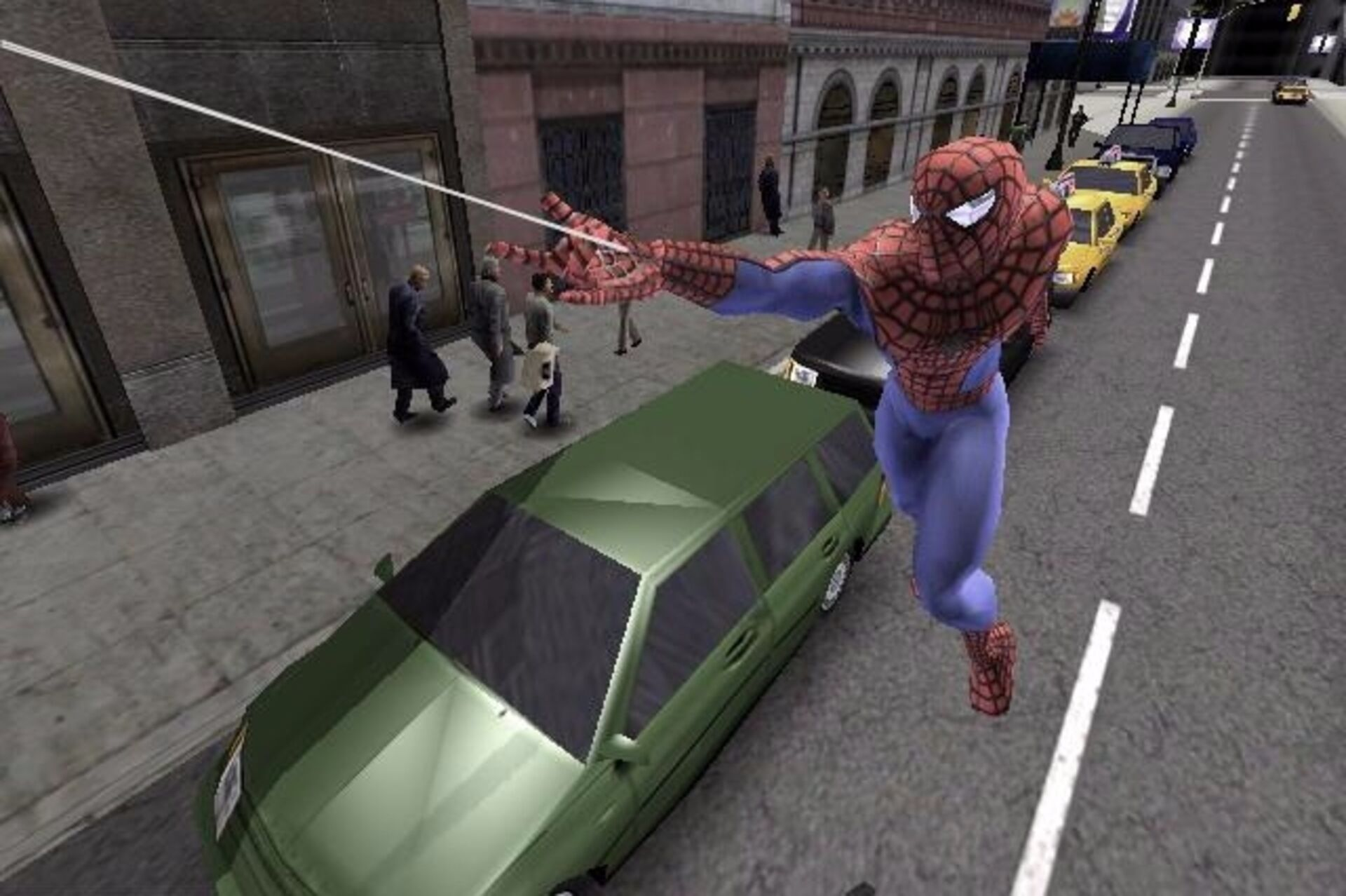 spiderman ps4 in at roblox heres the game tweet added