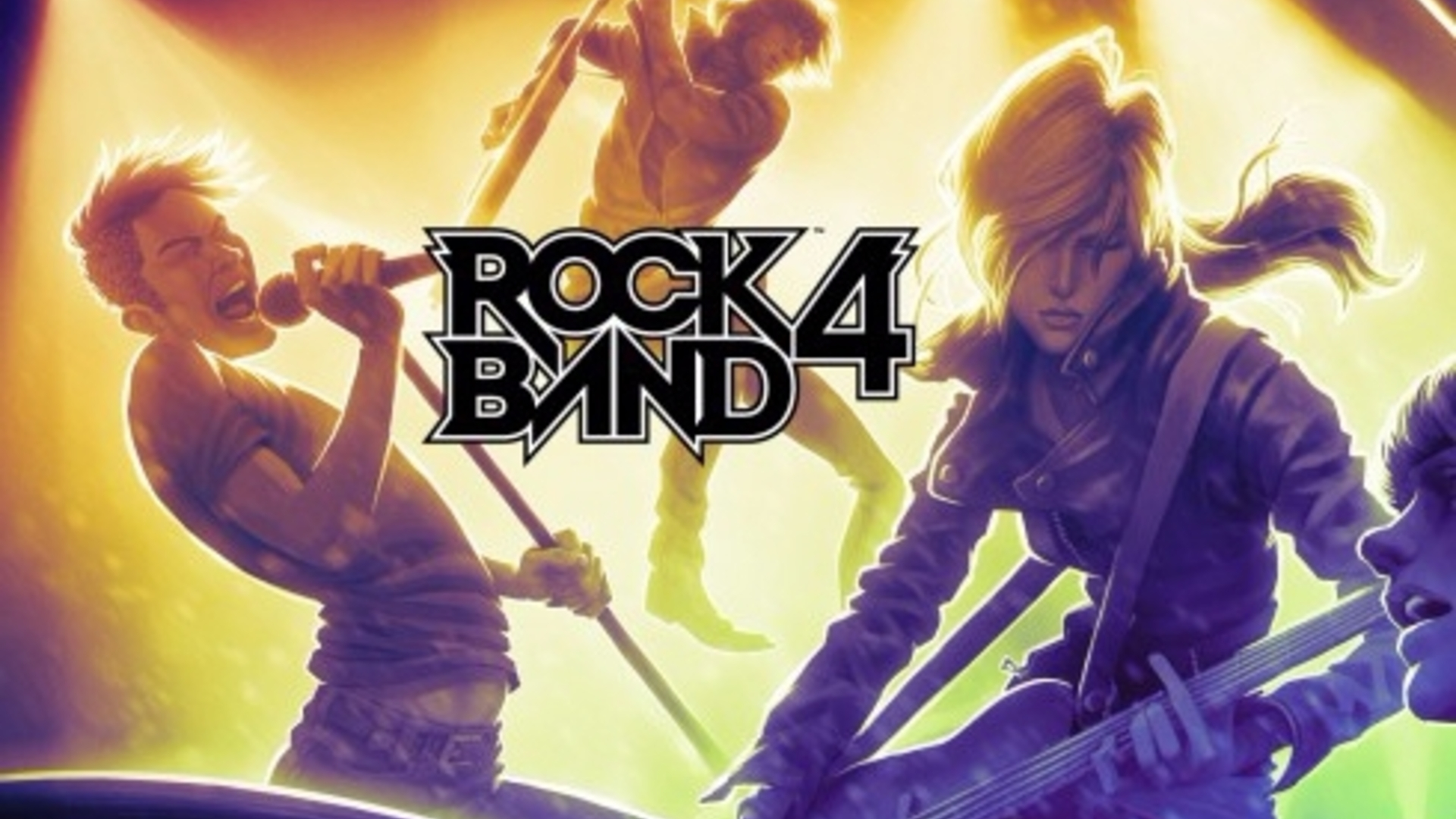 Rock Band 4 gets 17-minute DLC track