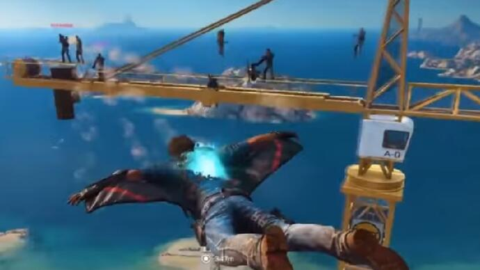 El mod multijugador de Just Cause 3 sale de beta la próxima semana