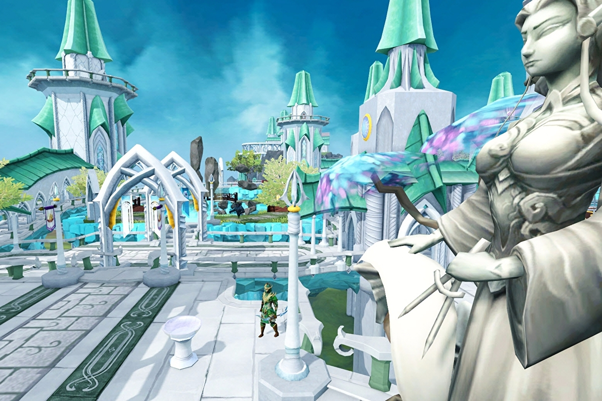 PC and mobile cross-platform play coming to Runescape