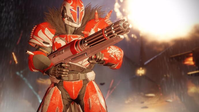 Watch: 90 minutes of Destiny 2 beta gameplay