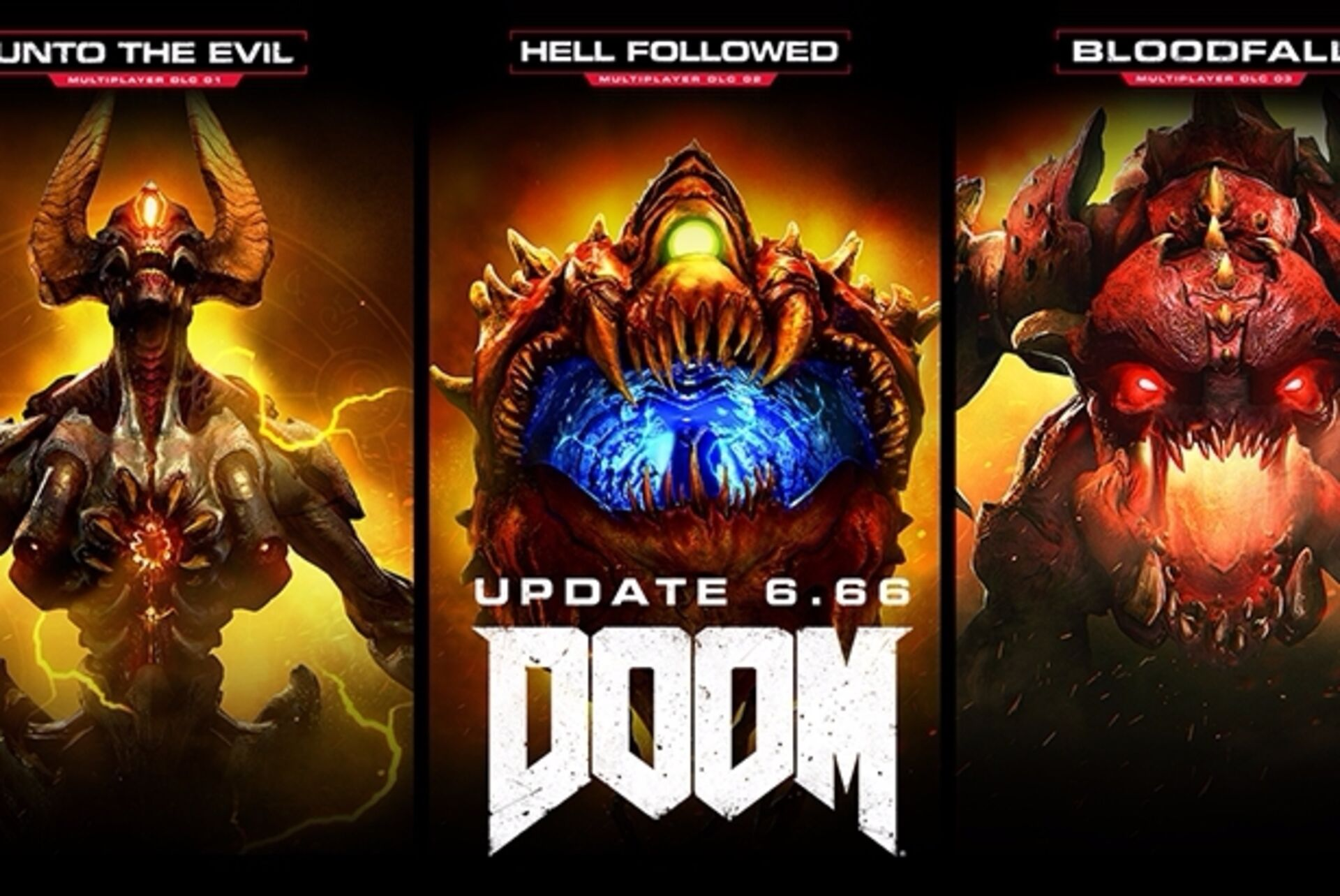 Doom's paid DLC is now free for everyone • Eurogamer net