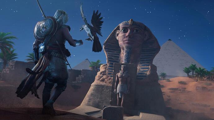 Confirmadas algumas características de Assassin's Creed: Origins