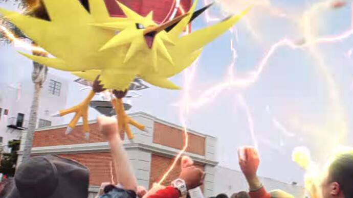 Pokémon Go legendary birds release confirmed, first set to appear this weekend