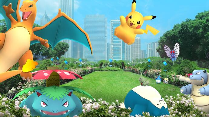 Pokémon Go events - Unusual sightings in Europe, Go Fest refunds and Safari Zone event details