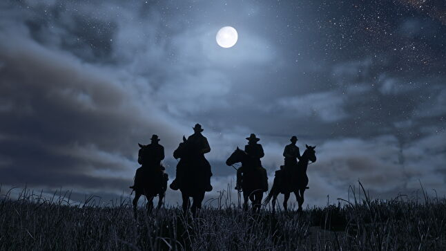 Red Dead Redemption 2 is the biggest game on the schedule over the next 12 months
