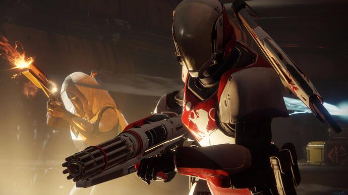 Bungie says it's already tuned Destiny 2 to address some of the biggest beta concerns
