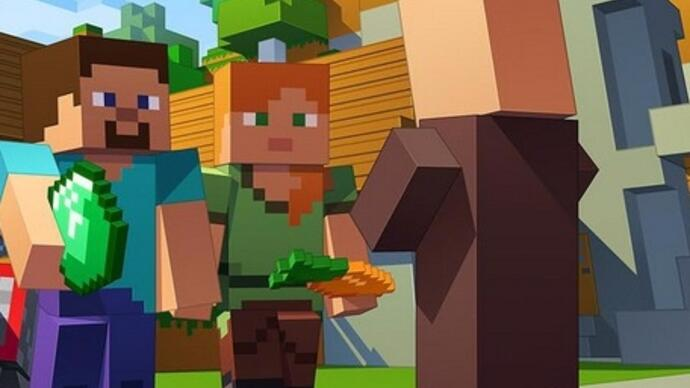 Minecraft on Nintendo Switch is getting an update to boost its resolution