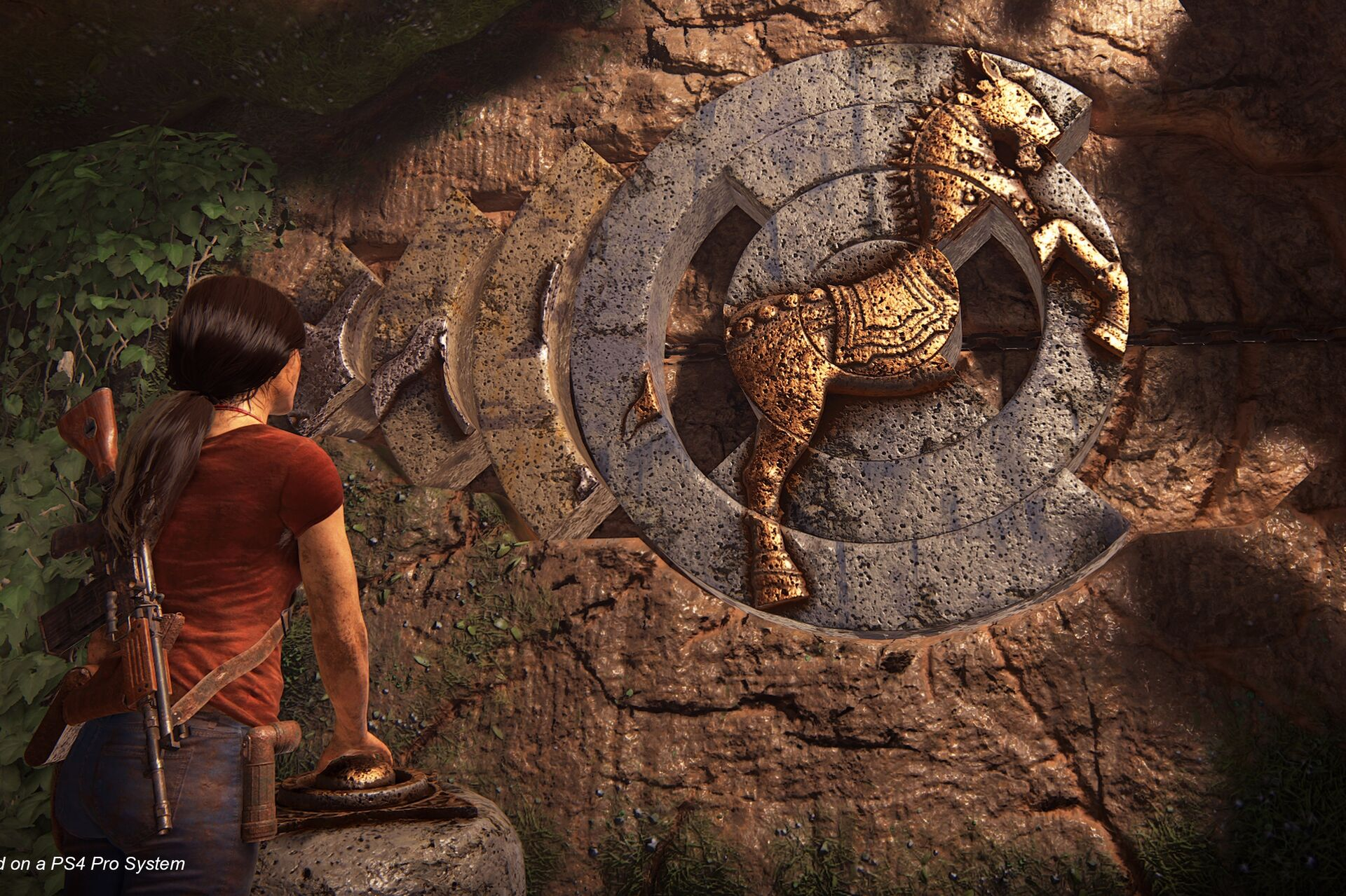 Is The Lost Legacy Another Farewell For Uncharted Or The Start Of Something Else Eurogamer Net