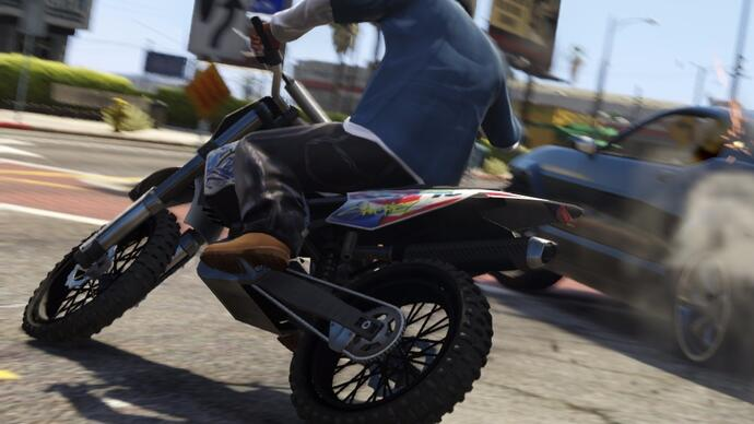 GTA 5 tops UK physical game sales chart for first half of2017