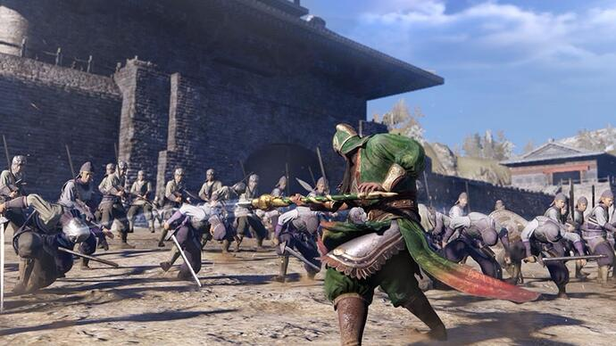 Dynasty Warriors 9 si mostra nel primo video di gameplay