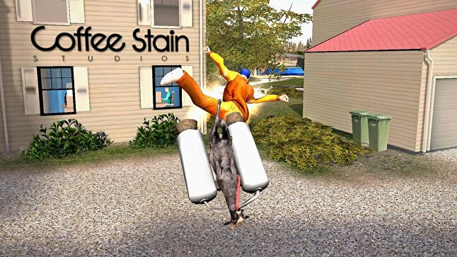 Coffee Stain Studios found great success with Goat Simulator, and opened a Publishing division earlier this year