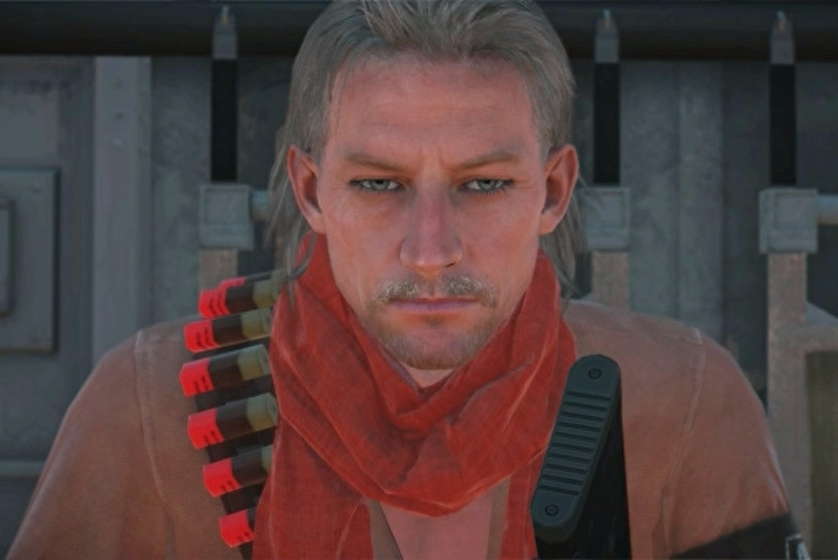 Metal Gear Solid 5 update adds playable Ocelot to FOB