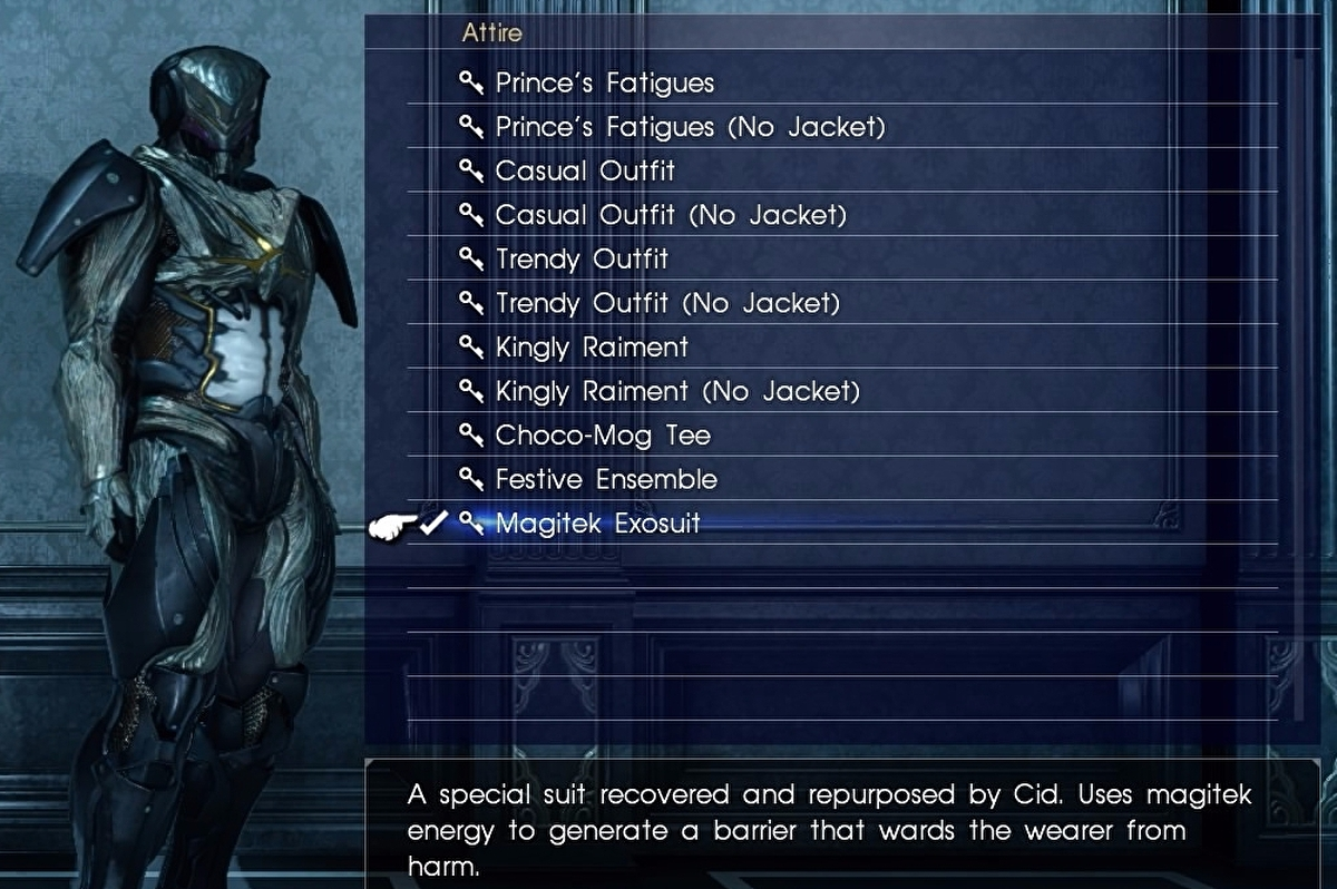 Final Fantasy 15: Magitek Exosuits and Cross Chains explained, plus