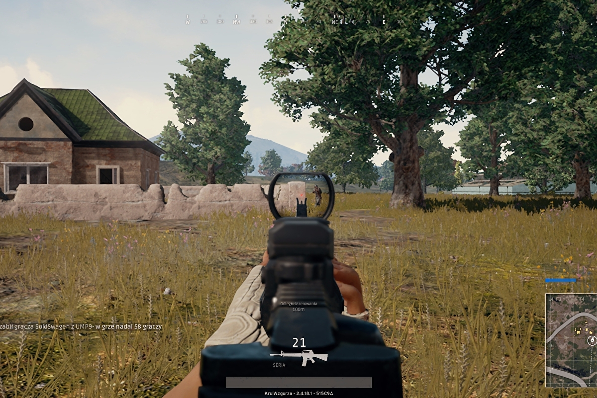 PUBG first-person only mode: How to play the mode in PUBG