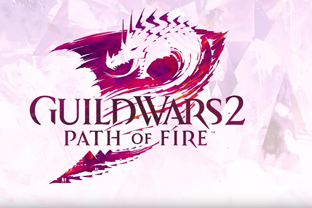 Guild Wars 2 expansion Path of Fire announced and out in