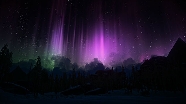 The Long Dark pits players against the harsh Canadian wilderness