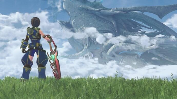 Xenoblade Chronicles 2: ecco un nuovo gameplay off-screen