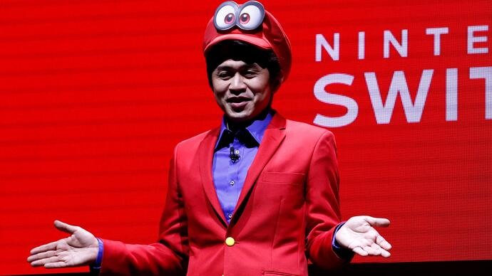 Nintendo announces Mario, Metroid livestreams at Gamescom