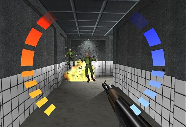 Goldeneye 64 is one of over 100 titles Jane has worked on, but he has rarely been able to speak about or promote his work